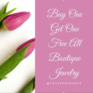 Jewelry - Buy One Get One Free All Boutique Jewelry 💕